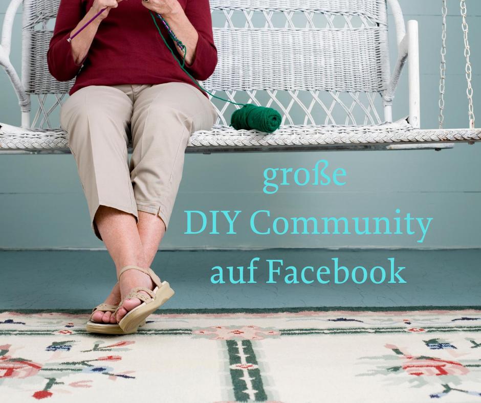 DIY Community auf Facebook - Facebook Gruppe von Sabrina Karlem