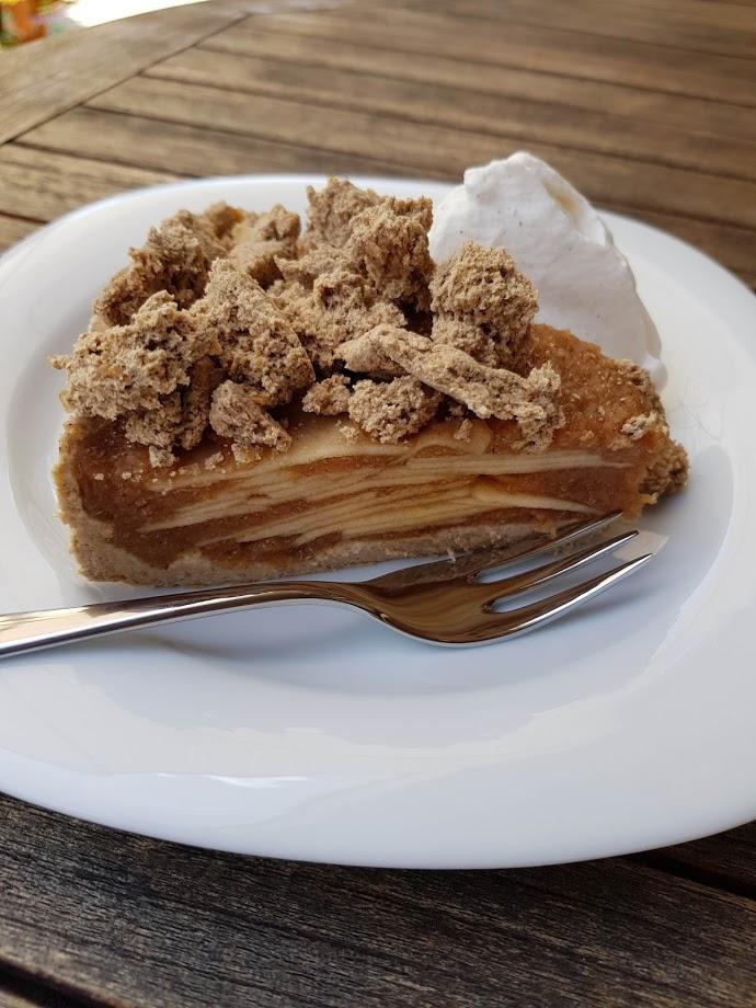 Kuchen ohne Zucker und Getreide