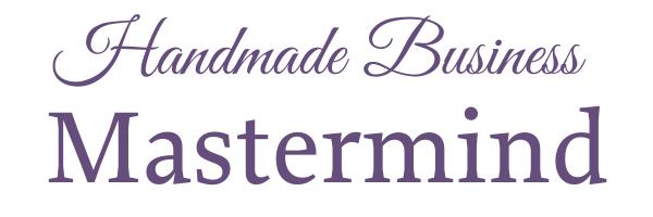 DIY Handmade Business Mastermind