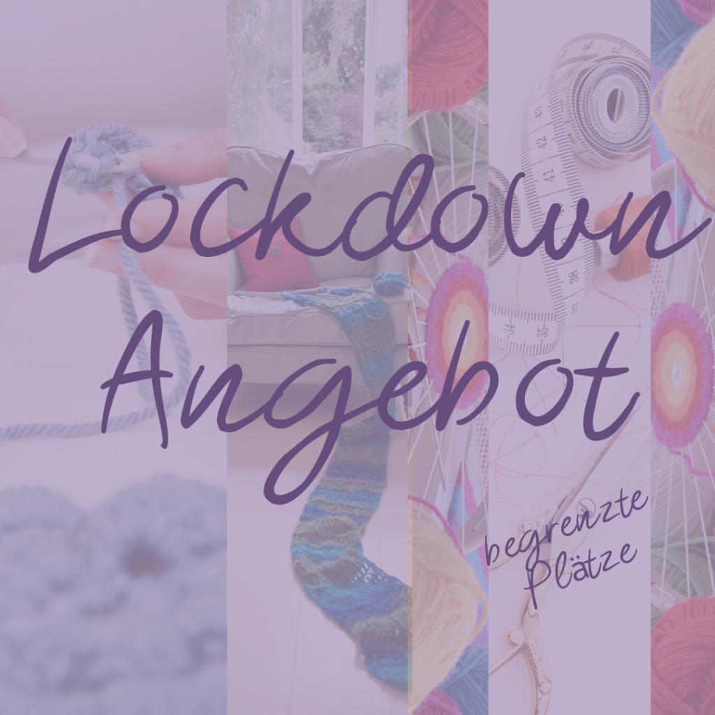 Lockdown Angebot zur DIY Handmade Business Mastermind von Sabrina Karlem